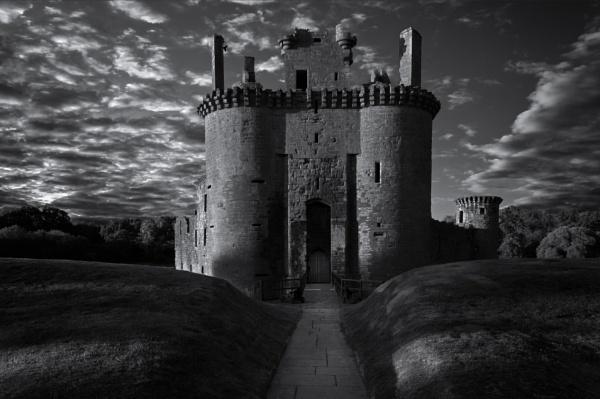 Caerlaverock Castle by Mike43