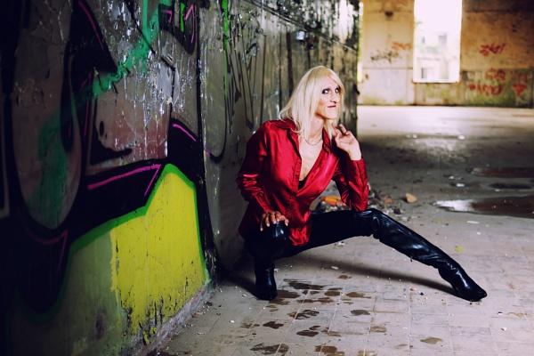blondie by AlexandraSD