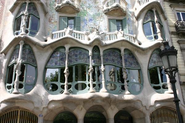 Casa Batlo, Barcelona, Part 3 by brian17302