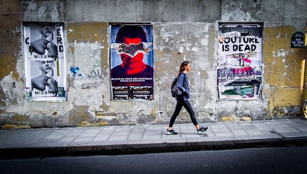\' Couture is dead\' : Paris by SA234