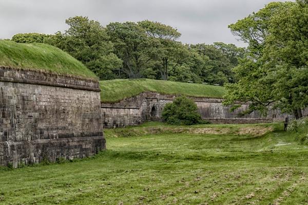 The Berwick Walls by wrighty76
