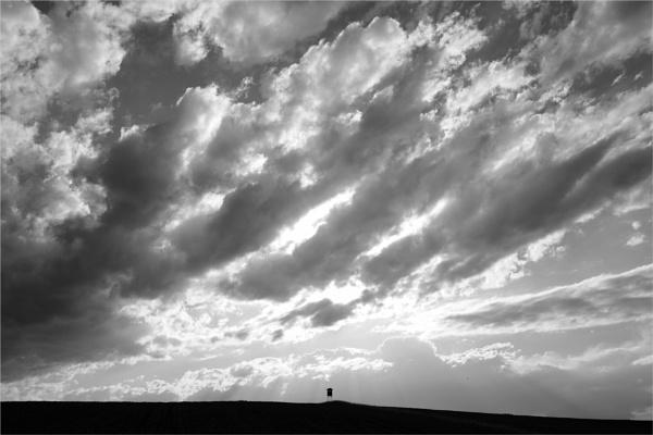 stormy atmosphere by bliba