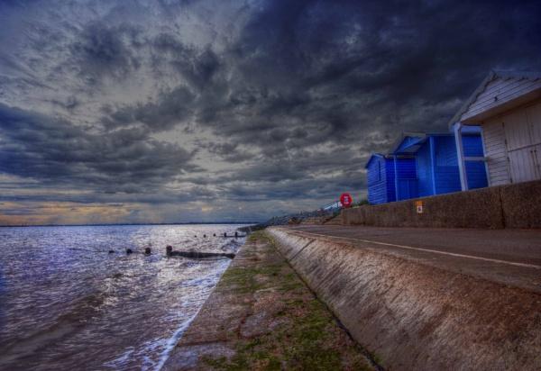 beach huts 1 by jayhyk
