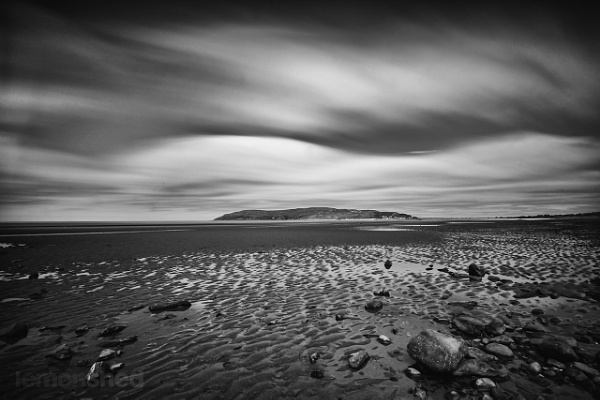 Sky waves over Great Orme by lemonnelly