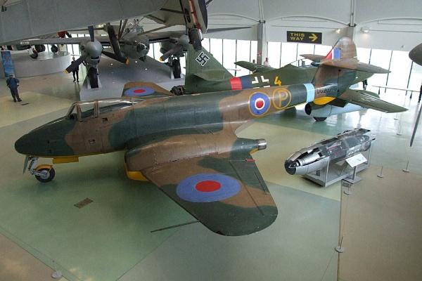 RAF Museum Hendon by GardenofEden