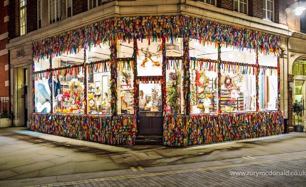 Ribbon Shop by Rorymac