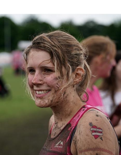 Muddy Lady by AlanWillis
