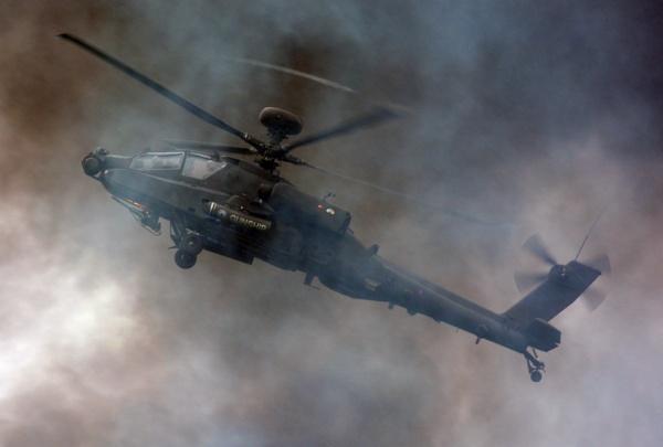 Apache by Bryan_Marshall