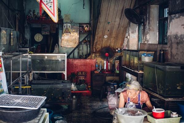 Chinatown, Bangkok by JaHa