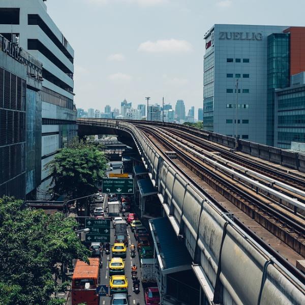 Bangkok by JaHa