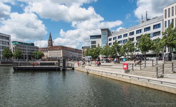 City of Kiel promenade by phonocar