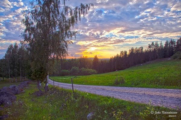 Finnish HDR-midsummer landcapes by jupokoo