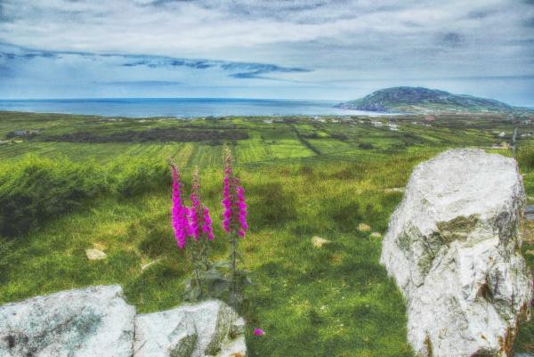 View From Mamore Gap by Irishkate