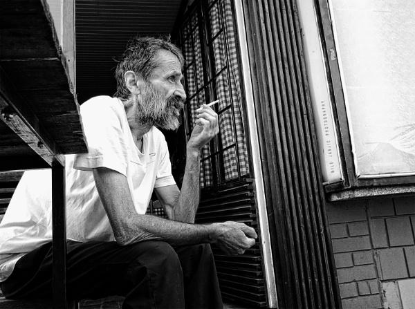 Smoker by MileJanjic