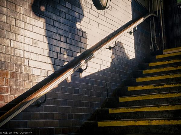 Baker Street Railings by KelterPhotography