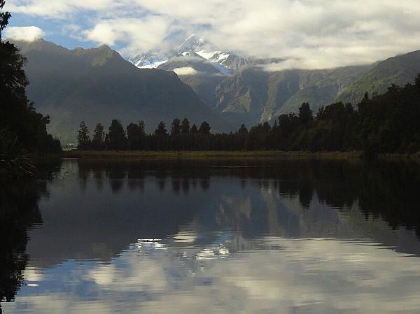 Lake Matheson 2 by DevilsAdvocate