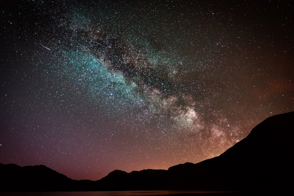 Milky Way Ennerdale by dunfr