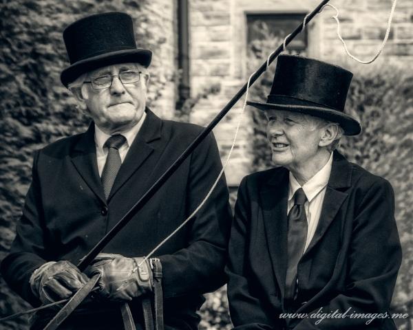 Coachman and Woman by Alan_Baseley