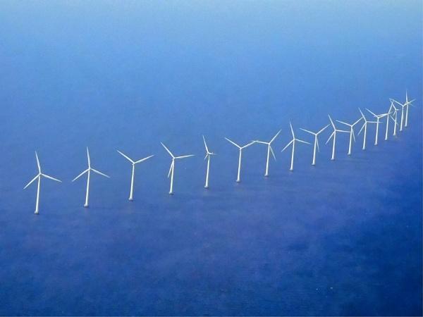 A windfarm by StevenBest
