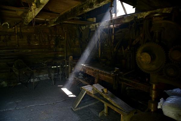 Shaft of light by djh698