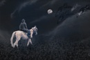 Moonlight Rider by Deep_Bhatia