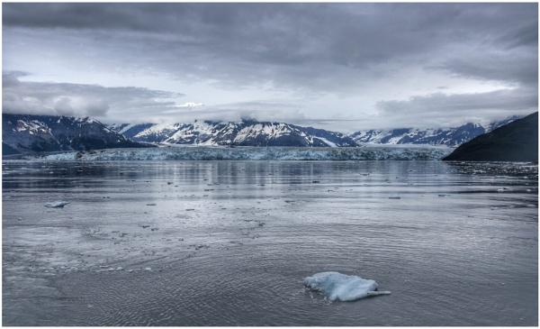 Hubbard Glacier by ColleenA