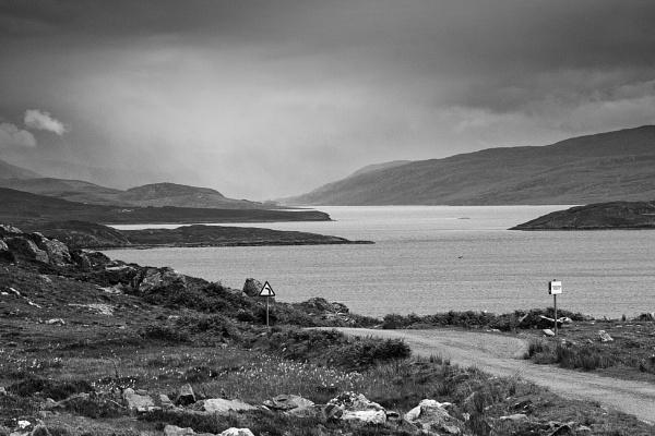 Loch Assynt by milepost46