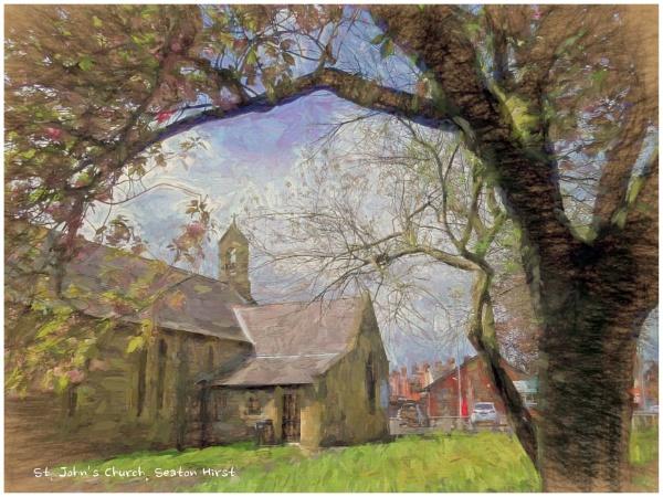 St John\'s Church, Ashington by Stuart1956