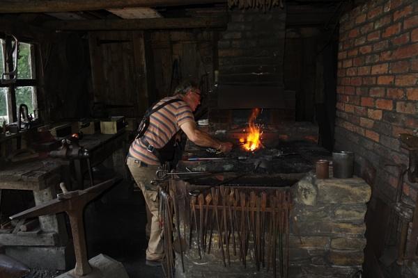 The Blacksmith by ZenTony