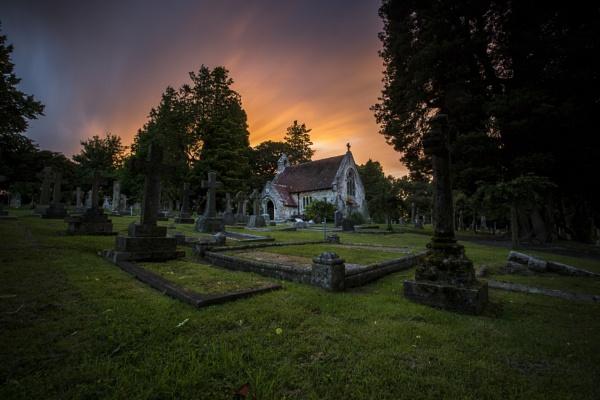 Lyndhurst Chapel by matthewwheeler