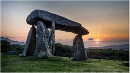 Neolithic Sunset