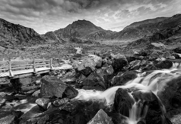 Tryfan View by Alan_Coles
