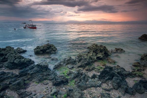 Sunset - Cebu Island, Philippines by jonathanfriel