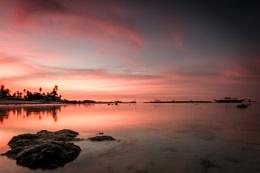 Sunset - Bantayan Island, Philippines