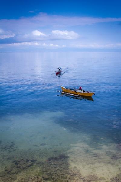 Seascape, Cebu Island, Philippines by jonathanfriel