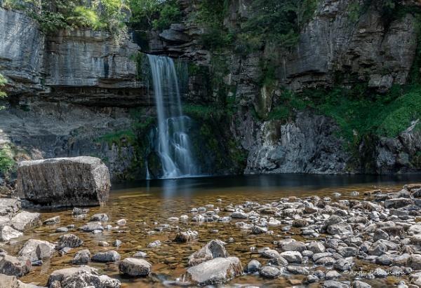 Ingleton Falls by andybebbs