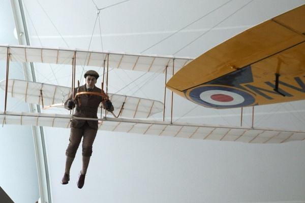 Flying Machines --- by GardenofEden