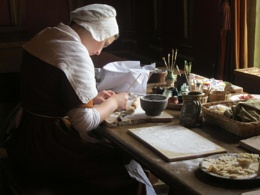The pastry maker