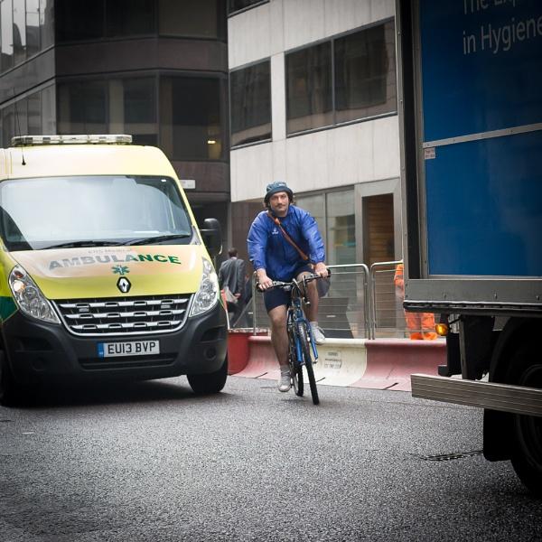 Ambulance undertaker by JackAllTog