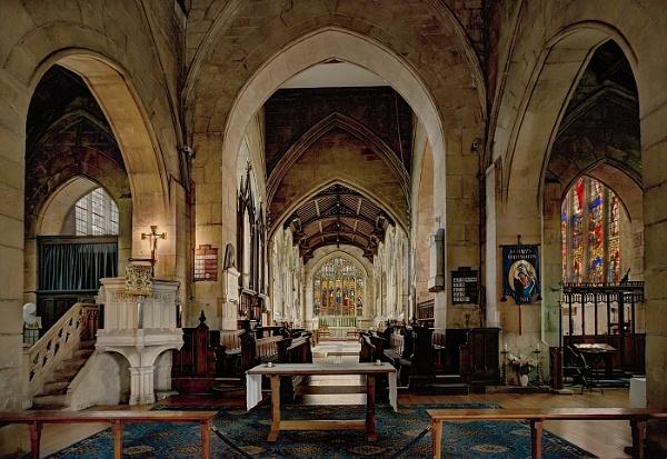 Cottingham-St. Mary\'s Church by xwang