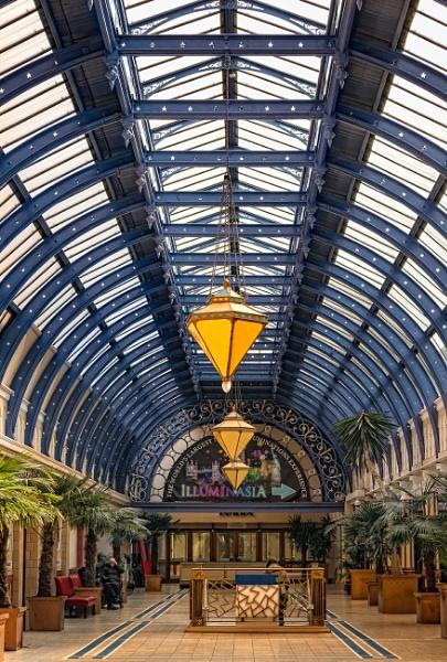 Arcade-Blackpool by xwang