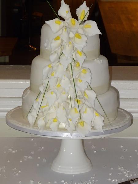 Wedding Cake by YoungGrandad