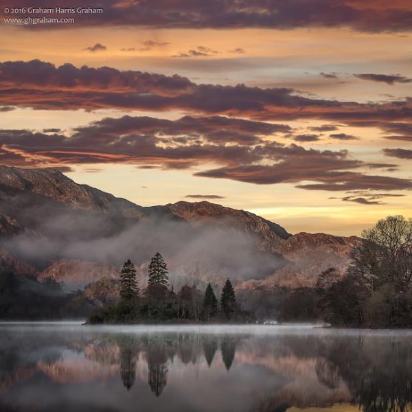 Loch ath Chrathaidh by GHGraham