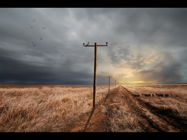 The Crossing by KathrynJ