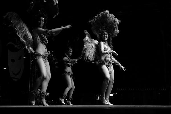 Inevitable samba girls by jovanovic