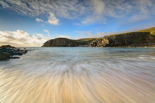 Dalbeg Beach by WeeGeordieLass