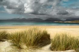 On Luskentyre Dunes
