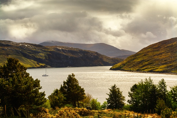 Loch Seaforth by WeeGeordieLass