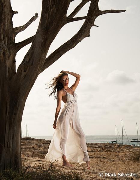 White Dress by marksilvester