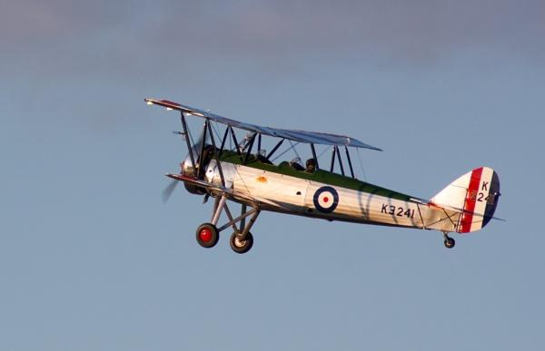 Avro Tutor \'K3241\' by g0hop